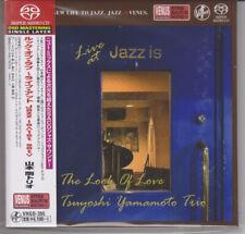 Tsuyoshi Yamamoto Trio LOOK of Love Live at Jazz Is 1st Set SACD