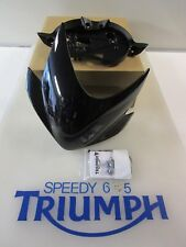 TRIUMPH STREET TRIPLE & R FLYSCREEN KIT JET BLACK A9708269 PG 2013 - 2017