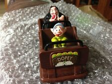 Snow White Scary Adventure Disney Diecast Metal Wdw ride Mint