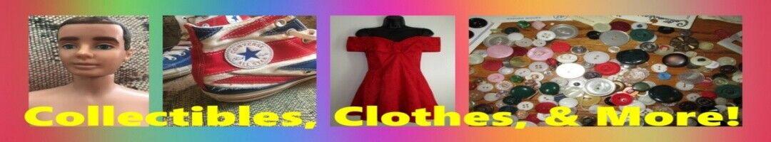 Collectibles, Clothes, & More