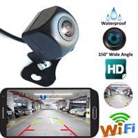 150° Auto KFZ WiFi Funk Rückfahrkamera Nachtsicht Für Android & IPhone iOS