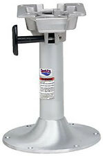 """Attwood Swivl-Eze Lakesport 2-3/8"""" Bell Pedestal 13"""" Fixed Height 238913Lsm1"""