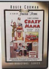 Crazy Mama (The Director's Series DVD) Roger Corman - Good