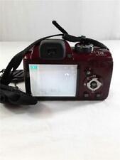 Fujifilm Finepix S3380 14MP Digital Camera - Maroon