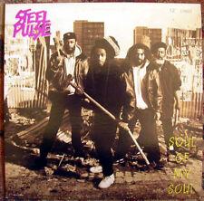 Steel Pulse - Soul Of My Soul - New 12 Inch LP