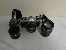 ASAHI PENTAX Camera with Accessories