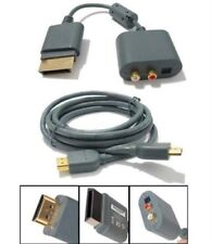 Cavo Adattatore Hdmi Av Audio Video Ottico Rca Per Xbox 360 mar