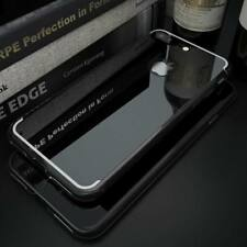 Luxury Mirror Clear Soft TPU Bumper Hard Case Cover For iPhone 8 6 7 Plus XS Max