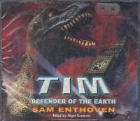 TIM Defender of the Earth Sam Enthoven 3CD Audio Book NEW FASTPOST