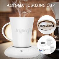 Selbstrührende Tasse Lazy Becher Kaffeetasse Kaffeebecher Smart Tasse  **☆