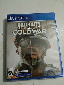 Call of Duty: Black Ops Cold War -- Standard Edition (Sony PlayStation 4, 2020)