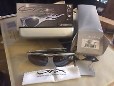 Grix Sunglasses 57 Chevy Brown Lens Billet Aluminum Brand New W Case Last One
