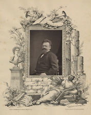 Mulnier, France, Gustave Jundt Vintage Print, Galerie Contemporaine, sculpteur