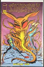 Sinergy #5 NM- 1st Print Free UK P&P Image Comics