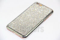 Bling Diamond Crystal Case Cover For iPhone X 6 7 8 Plus With Swarovski Elements