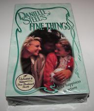 Danielle Steel's Fine Things (VHS Video) NEW D.W. Moffett Tracy Pollen Steel
