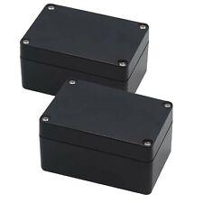 Zulkit Project Box Abs Plastic Ip65 Waterproof Dustproof Electrical Junction