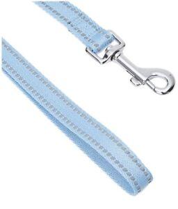 Umi pastel blue dog leash small