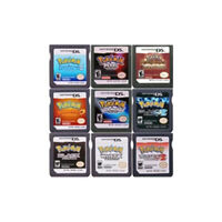 DS Game Cartridge Console Card Pokeon Series Platinum R4 Version for Nintendo DS