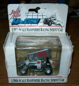 JACK HEWITT #63 HAMPSHIRE RACING 1999 1/50 GMP SPRINT CAR 5,004 MADE