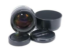 MINOLTA AF 85mm F1.4 (22) G Lens for SONY MINOLTA Alpha Mount JAPAN (FUNGUS)