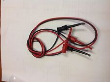 Lot of  3 (NON BRANDED) 3781 TEST LEAD SET 36 INCHES