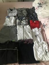 Bundle Of Boys Clothes Age 9-10 Years Next Etc 13 Items
