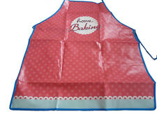 Adult Apron Chef Aprons Waterproof Painting Crafts Cooking Baking