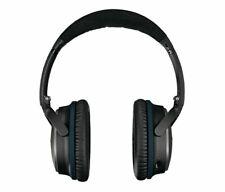 Bose QuietComfort 25 Triple Black Acoustic Noise Cancelling Headphones (apple)