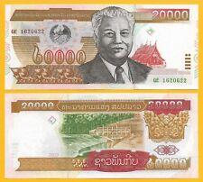 Laos 20000 (20'000) Kipp-36b 2003 UNC Banknote