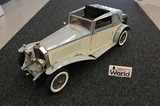 Pocher built 1932 Rolls-Royce Phantom II Sedanca Coupé 1:8 grey / beige (BPV)