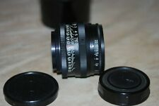 Lens black Jupiter - 3 1.5/50 M39 for Zorki Leica Sonnar No   8300650   Отлично
