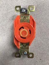 P/&S L21 20-R RECEPTACLE 20 AMP 120//208 VOLT 4 POLE 5W GRDG 3PH  LOCKING