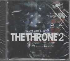 Kanye West & Jay-Z The Throne 2 Terminate EM Young Folks ICE Grillin CD NEU