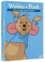 WINNIE THE POOH RO E LA MAGIA DELLA PRIMAVERA DISNEY DVD FILM NUOVO ITALIANO