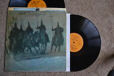 Neil Young Journey Through The Past Movie Soundtrack 2 Records lps VG+