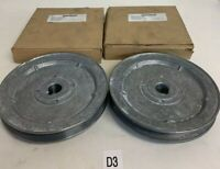 """Congress Drives 3X913 5"""" Pulley (Lot Of 2) Fast Shipping!"""