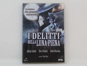 I DELITTI DELLA LUNA PIENA DNC 2015 JULIAN SANDS-ELSA PATAKY DVD [FR-023]