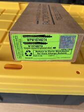 Wpw10746274 Whirlpool Electric Control