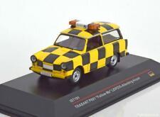 1:43 Istmodels Trabant P601 Follow-Me yellow/black
