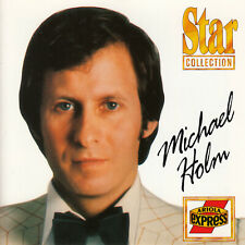 Star Collection - Michael Holm CD 1991 Schlager