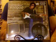 Tony Joe White Hoodoo LP sealed vinyl + download + CD
