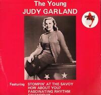 JUDY GARLAND the young judy garland MCL 1731 uk mca 1982 LP PS EX/VG+