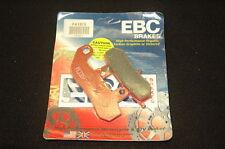 EBC FA157X rear brakes DR 650 Suzuki 90-95 motorcycle