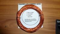 164FT 50M ECW50 Enamelled Copper Amateur Ham Radio Antenna Aerial Wire