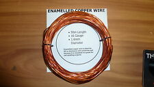 164FT 50M ECW50 antena de radio Ham aficionado esmaltado de cobre alambre de antena