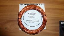 164FT 50M ECW50 émaillé cuivre amateur ham radio antenna aerial wire