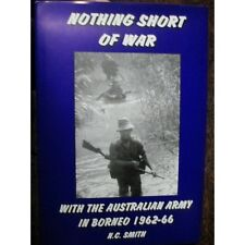 Indonesian Conflict Australian Army In Borneo 1962-66 War History Book nominal