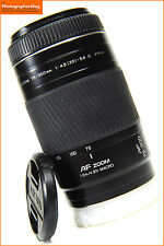 Minolta 75-300mm F4.5-5.6 D Autofocus Zoom Minolta / Sony A Mount + Free UK Post