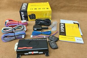 NEW Viper 4115V One-Way Remote Start System w/ Two 1 Button Remotes